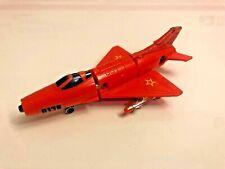 Gobots Go Bots Gunnyr Bandai 1985 MiG 21Jet Machine Robo Rare