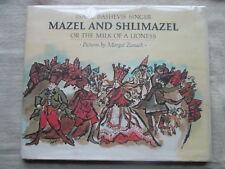 MAZEL AND SCHLIMAZEL Balshevis Singer 1967 HBDJ ~
