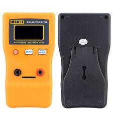 Professional Esr Capacitor Meter Capacitance Resistance Circuit Tester Meter New