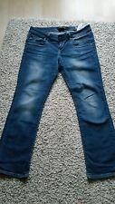 Jeans, LTB Valerie Bootcut, blau, mit leichten Verwaschungen, W: 28, L: 30