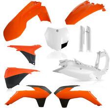 Acerbis Full Complete Plastic Kit Orange For KTM 125-450 SXF XC-F 2449585226