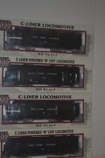 LL NYC New York Central ABBA C-Liner Locomotives Ho Scale 31594, 31596