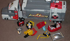 POWER RANGERS ARTIC' TRUCK LORRY By BVS (BANDAI) 2003 + MacDONALS 2005/2006 TOYS