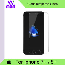 Clear Tempered Glass Screen Protector For Iphone 7+ / 8+