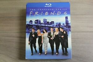 Friends: The Complete Series (Blu-ray, 2017, 21 Discs)