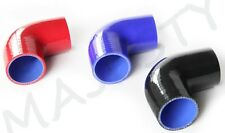 Durite Coude Silicone 90° degrés 25-32 mm 25mm - 32mm 3plis 50x50mm BLEU Tuning