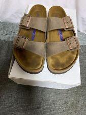 Birkenstock Arizona Tow Strap Sandals Size EU 42