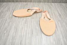 **Capezio Pirouette II H061 Dance Shoes, Women's Size Large (10-11), Nude NEW