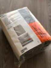 IKEA x Virgin Abloh - Duvet cover & Pillowcase (MARKERAD)