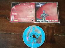 Gigi D'Agostino - Same Omonimo 1996 1a Stampa Timbro Siae RTI 1100-2 Cd Ottimo