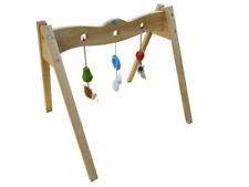 QToys Australia Wooden Baby Gym/ NIB
