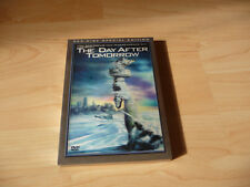 Doppel DVD The day after tomorrow - 2004 - Hologramm Cover - Roland Emmerich