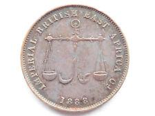 H811       KENIA / MOMBASA 1 Pice 1888