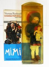 Norman Rockwell Character Doll Collector's Edition Mimi