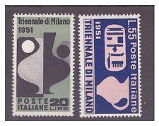 IX TRIENNALE DI MILANO 1951 -  SERIE NUOVA **