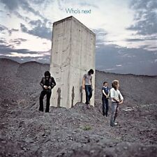 Who's Next The Who RARE 2000 Remastered CD 1971 Classic Album Collectable Bonus