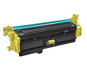 Compatible HP 508X (CF362X) High Yield Yellow Laser Toner Cartridge