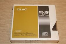TEAC MD-60P, 6-Disc CD Magazine Loader - Factory Sealed - NEW Old Stock
