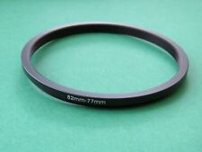 82mm-77mm 82-77 Stepping Step Down Male-Female Filter Ring Adapter 82mm-77mm