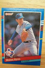 1991 Donruss Baseball Card Nolan Ryan # 89    NEAR MINT-MINT