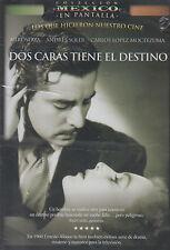 DVD - Dos Caras Tiene El Destino NEW Andres Soler Carlos Lopez FAST SHIPPING !