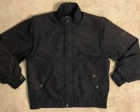 Footjoy Dryjoys Rain, Wind Jacket Vest Removable Sleeves Black Men's Large