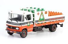 Classic Trucks From Brazil - Mercedes Benz 608D Flama Gas Truck -  DeAgostini