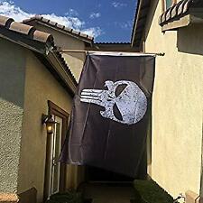For Punisher Skull Flag - 3' X 5'