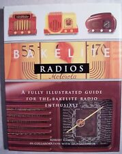 VINTAGE BAKELITE RADIO'S BOOK Color Picture's HARDBACK