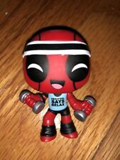 Funko Mystery Minis DEADPOOL Workout 1/24 Vinyl Mini Figure Relax 2