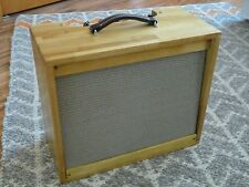 "Hand Wired Deluxe Micro Amp, Fender Circuit 5E3M, 12"" Weber Alnico"