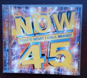 Now 45, That`s What I Call Music! - Various Artists [2 CD Box Set, 1999]
