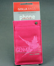 "Golla Atlantic universelle Handy-/Smartphonetasche für 4"" Pink UP 987 DL3"