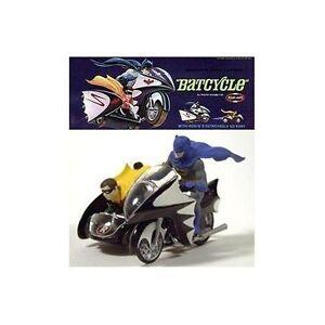 2000 polarlight #6902 Batman & Robin Batcycle w/ Go Kart Aurora Model Kit new