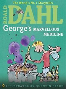 George's Marvellous Medicine (Colour Edn) (Dahl Colour Editions) by Dahl, Roald