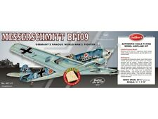 Messerschmitt BF-109 Flying Model Balsa Aircraft Kit 619mm Wingspan from Guillow