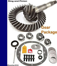 "Motive Chrysler 9.25"" Ring Pinion Gear Set 3.55 Master Bearing Kit 1970 to 2009"