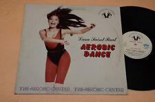 LARA SAINT PAUL LP AEROBIC DANCE 1°ST ORIGINALE ITALIA EX+ ! COPERTINA APRIBILE