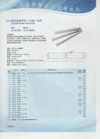 OD 12mm x 200mm Cylinder Liner Rail Linear Shaft Optical Axis