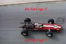 Vic Elford antique automobiles Cooper T86B Grand Prix de Monaco 1969 PHOTO 3