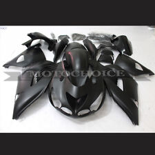 Aftermarket Kawasaki Fairing Kit for Ninja ZX14R 06-11 ABS Injection Matte Black