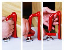 Door Jammer Portable Door Lock Ideal for Students Holidays Hotel Security Travel