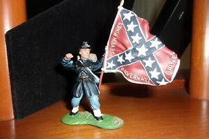 Britains US Civil War SAVE THE COLOURS #17013 Union soldier with enemy flag NEW