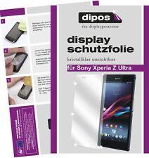 Sony Xperia Z Ultra Film de protection d'écran protecteur cristal clair