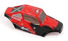 Redcat Racing 2098-B001 Sumo Crawler Body Black  2098-B001