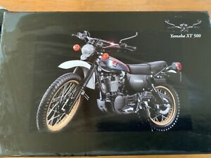 minichamps 1 12 classic Yamaha XT500