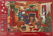 House of puzzles 1000 piece jigsaw puzzle CHRISTMAS PAST