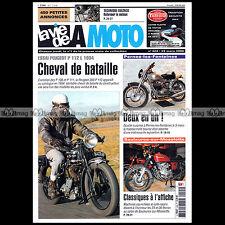 LA VIE DE LA MOTO LVM N°424 ★ Essai PEUGEOT 350 P 112 L 1934 ★ MOTEUR BULTACO