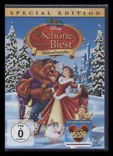 DVD WALT DISNEY - DIE SCHÖNE UND DAS BIEST - WEIHNACHTSZAUBER (Weihnachten) *NEU