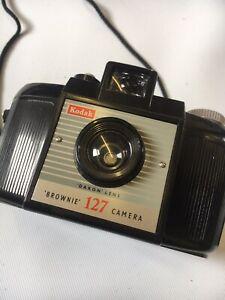 Kodak Brownie 127 Vintage Film Camera